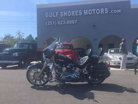 2007 Harley Davidson Flstc Heritage Softail for sale at Gulf Shores Motors in Gulf Shores AL