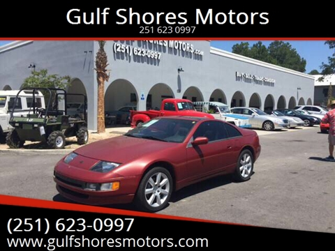1991 Nissan 300ZX for sale at Gulf Shores Motors in Gulf Shores AL