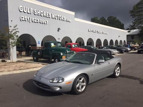2000 Jaguar XK-Series for sale at Gulf Shores Motors in Gulf Shores AL