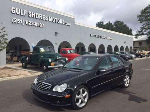2006 Mercedes-Benz C-Class for sale at Gulf Shores Motors in Gulf Shores AL