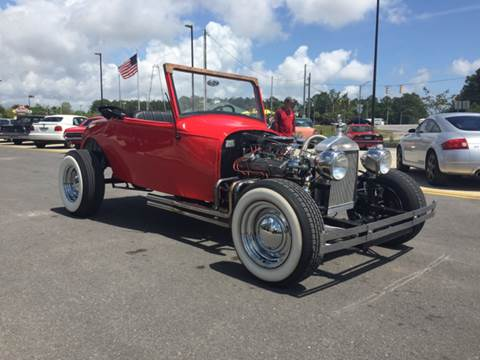 1931 Chevrolet Street Rod for sale at Gulf Shores Motors in Gulf Shores AL