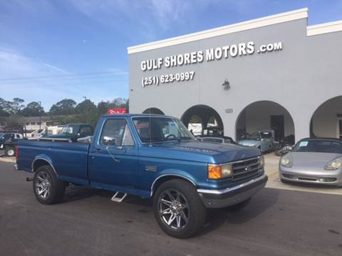 1990 Ford F-250 for sale at Gulf Shores Motors in Gulf Shores AL