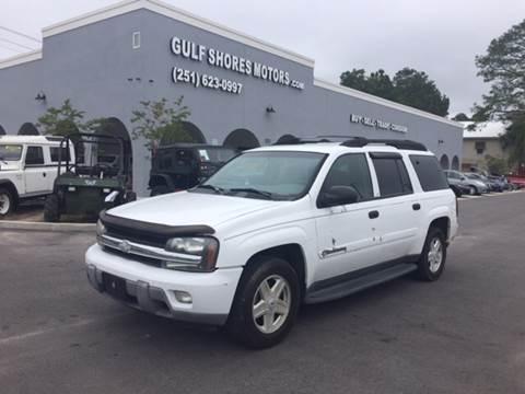 2003 Chevrolet TrailBlazer for sale at Gulf Shores Motors in Gulf Shores AL