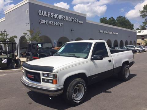 1997 GMC Sierra 1500 for sale at Gulf Shores Motors in Gulf Shores AL