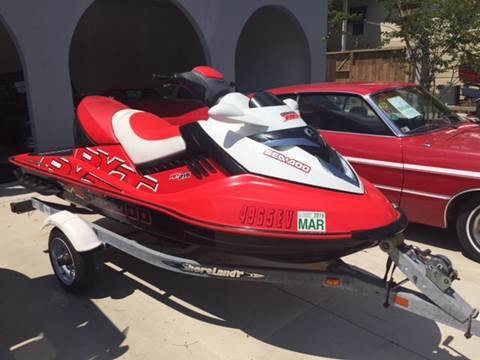 2007 Sea-Doo Rotax 4 Trc for sale at Gulf Shores Motors in Gulf Shores AL
