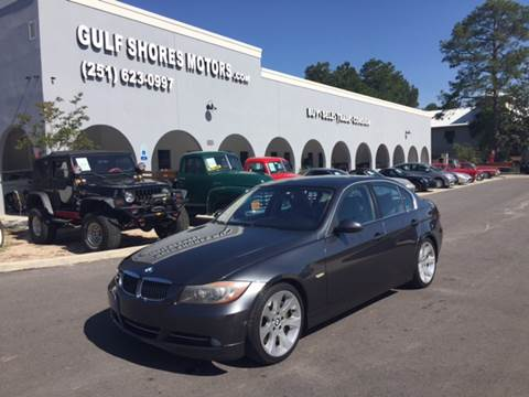 2007 BMW 3 Series for sale at Gulf Shores Motors in Gulf Shores AL