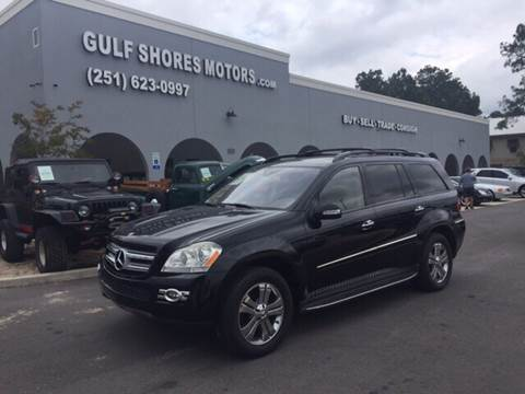2007 Mercedes-Benz GL-Class for sale at Gulf Shores Motors in Gulf Shores AL