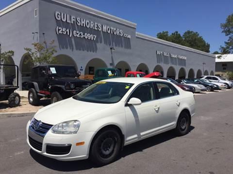 2005 Volkswagen Jetta for sale at Gulf Shores Motors in Gulf Shores AL