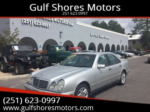 1997 Mercedes-Benz E-Class for sale at Gulf Shores Motors in Gulf Shores AL