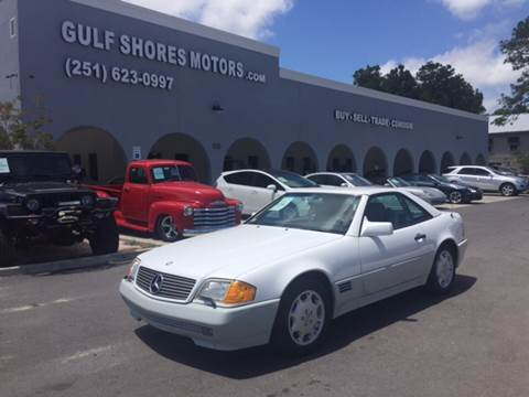 1992 Mercedes-Benz 300-Class for sale at Gulf Shores Motors in Gulf Shores AL