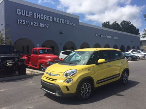 2014 FIAT 500L for sale at Gulf Shores Motors in Gulf Shores AL