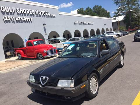 Used Alfa Romeo For Sale Carsforsalecom - Alfa romeo 164 for sale