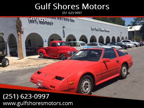 1986 Nissan 300ZX for sale at Gulf Shores Motors in Gulf Shores AL