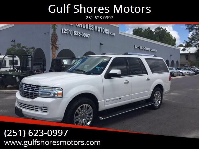 2011 Lincoln Navigator L for sale at Gulf Shores Motors in Gulf Shores AL