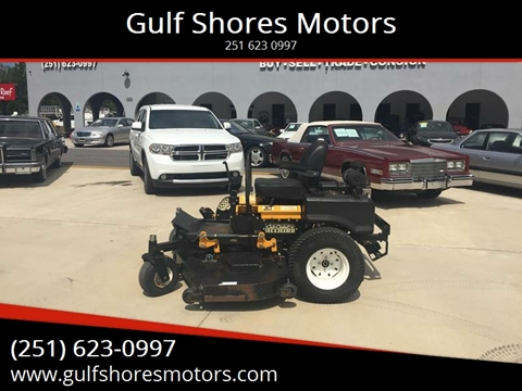 2012 Cub Cadet Commercial for sale in Gulf Shores, AL