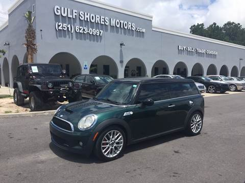 2009 MINI Cooper Clubman for sale at Gulf Shores Motors in Gulf Shores AL