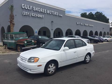 2005 Hyundai Accent for sale at Gulf Shores Motors in Gulf Shores AL