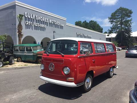 1969 Volkswagen Bus for sale at Gulf Shores Motors in Gulf Shores AL