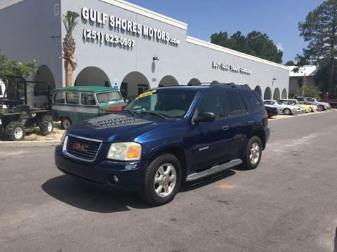 2002 GMC Envoy for sale at Gulf Shores Motors in Gulf Shores AL