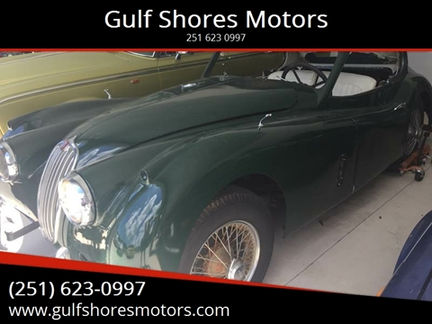 1957 Jaguar XK-Series for sale at Gulf Shores Motors in Gulf Shores AL