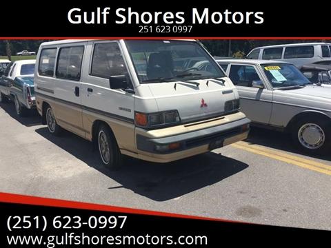 1988 Mitsubishi Vanwagon for sale in Gulf Shores, AL