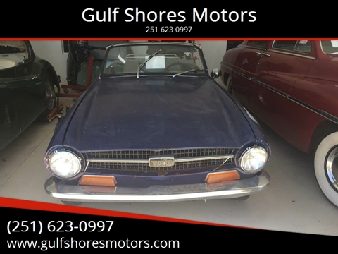 1971 Triumph TR6 for sale in Gulf Shores, AL