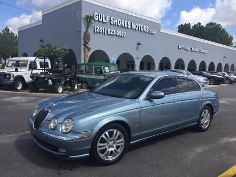 2004 Jaguar S-Type for sale at Gulf Shores Motors in Gulf Shores AL