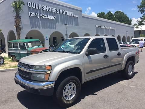 2008 Chevrolet Colorado for sale at Gulf Shores Motors in Gulf Shores AL