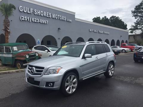 2010 Mercedes-Benz GLK for sale at Gulf Shores Motors in Gulf Shores AL