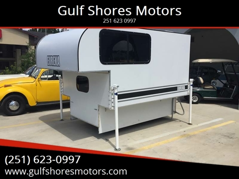 2018 Eureka Slide Inn for sale at Gulf Shores Motors in Gulf Shores AL