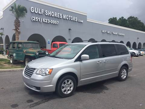 2010 Chrysler Town and Country for sale at Gulf Shores Motors in Gulf Shores AL