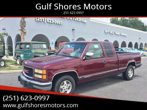GMC For Sale in Gulf Shores, AL - Gulf Shores Motors