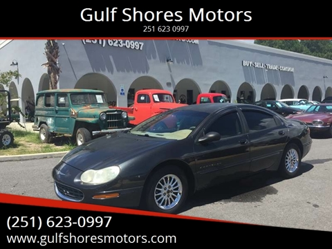 2000 Chrysler Concorde for sale at Gulf Shores Motors in Gulf Shores AL