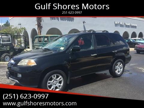 2005 Acura MDX for sale at Gulf Shores Motors in Gulf Shores AL