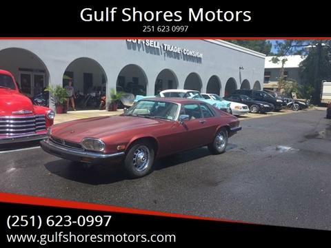 1984 Jaguar XJ-Series for sale at Gulf Shores Motors in Gulf Shores AL