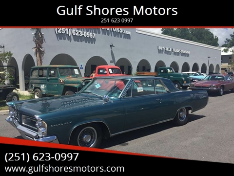 1963 Pontiac Grand Prix for sale in Gulf Shores, AL