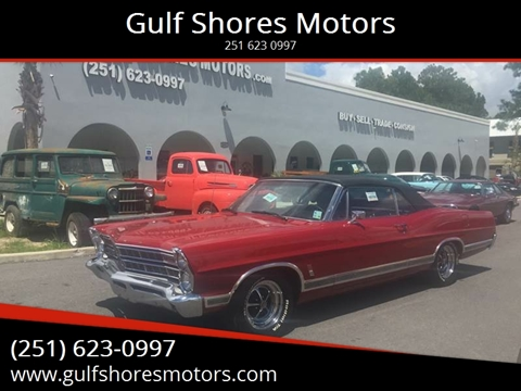 1967 Ford Galaxie for sale in Gulf Shores, AL