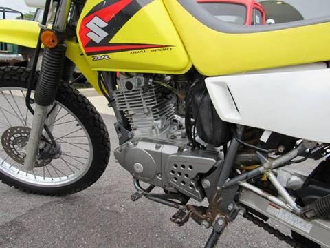 2005 Suzuki DR 200