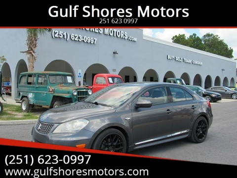 2011 Suzuki Kizashi for sale at Gulf Shores Motors in Gulf Shores AL