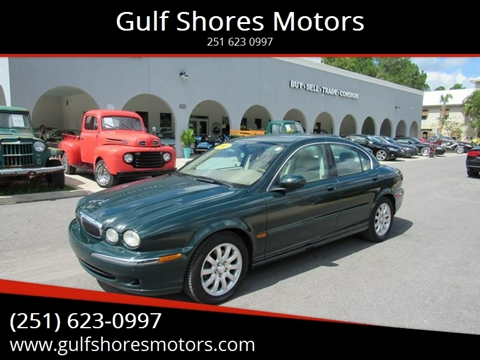 2003 Jaguar X Type For Sale In Gulf Shores, AL