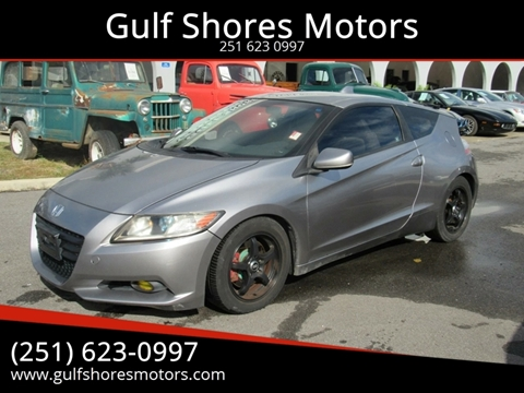 2011 Honda CR-Z for sale at Gulf Shores Motors in Gulf Shores AL