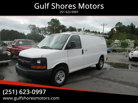 2010 Chevrolet Express Cargo for sale at Gulf Shores Motors in Gulf Shores AL