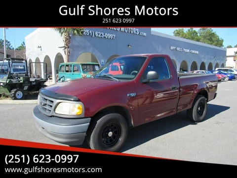2003 Ford F-150 for sale at Gulf Shores Motors in Gulf Shores AL