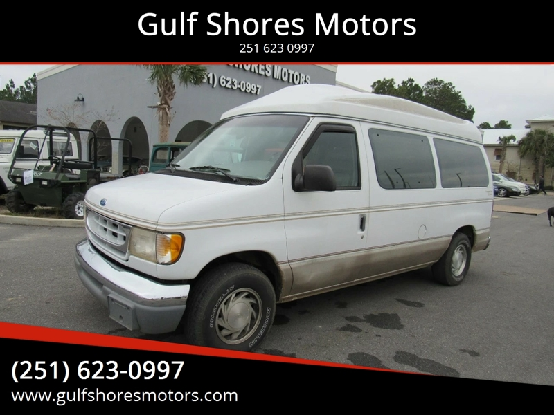 1997 Ford E-Series Cargo for sale at Gulf Shores Motors in Gulf Shores AL