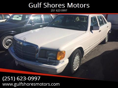 1991 Mercedes-Benz 350-Class for sale in Gulf Shores, AL
