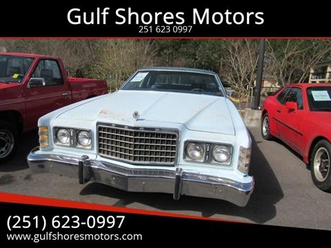 1976 Ford LTD for sale at Gulf Shores Motors in Gulf Shores AL