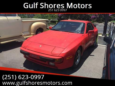1983 Porsche 944 for sale in Gulf Shores, AL