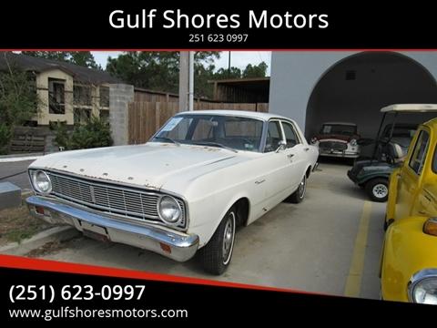 1966 Ford Falcon for sale at Gulf Shores Motors in Gulf Shores AL