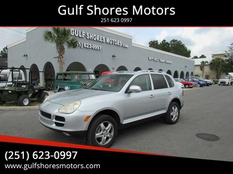 2004 Porsche Cayenne for sale in Gulf Shores, AL