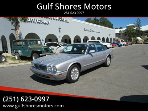 2003 Jaguar XJ-Series for sale at Gulf Shores Motors in Gulf Shores AL